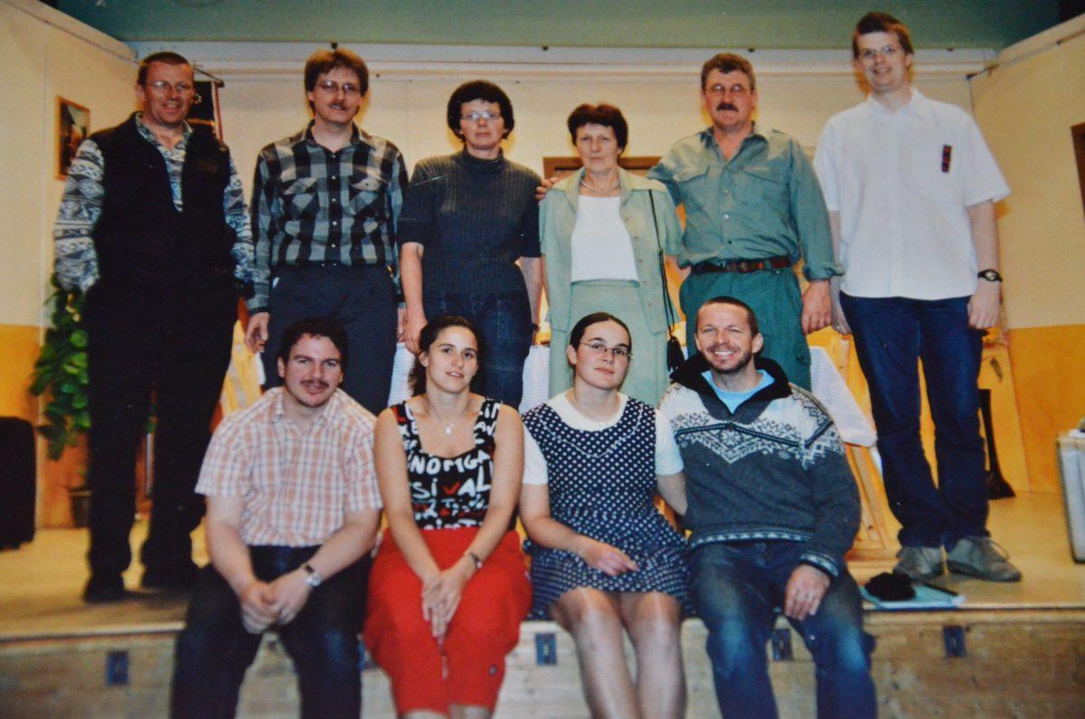 Dr Hustyrann - 2004/05