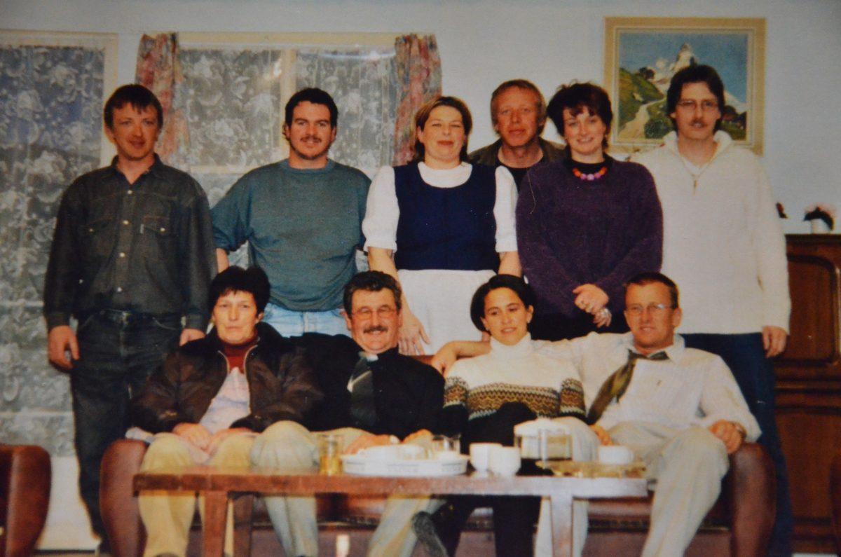 D Million im Ehebett - 2002/03