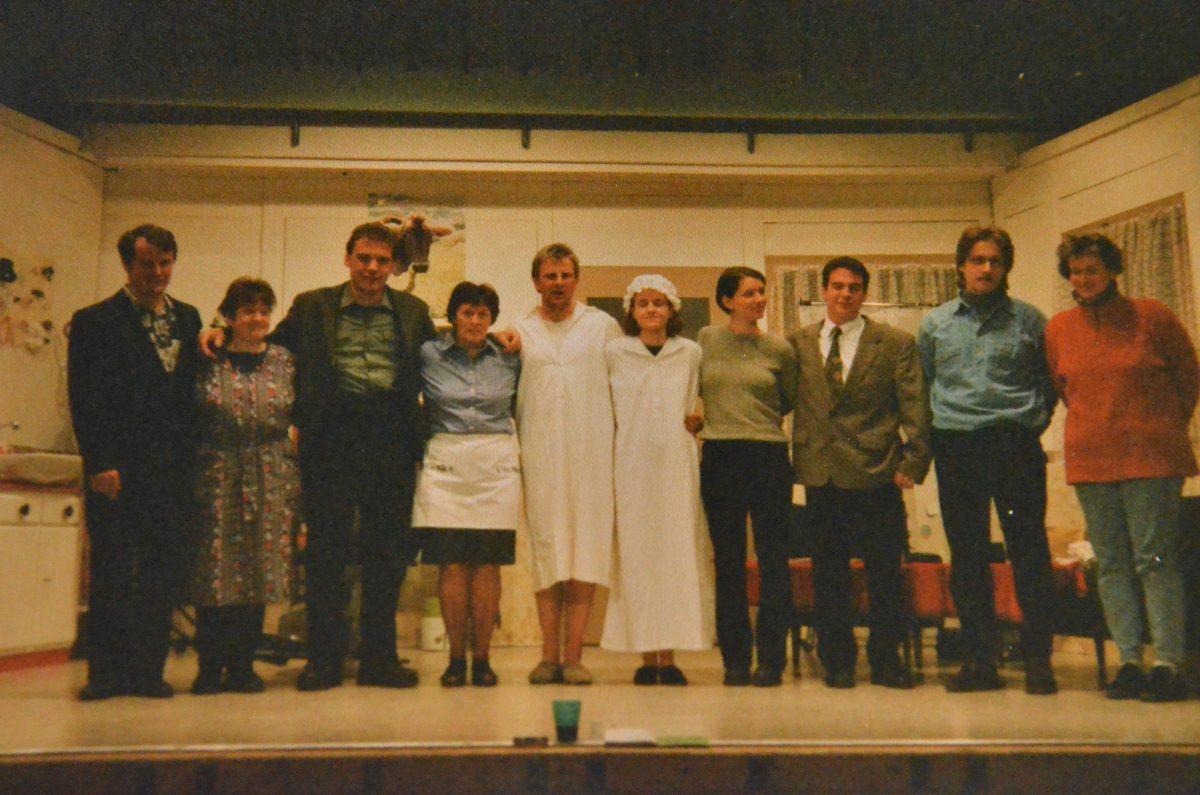 Dr raffiniert Barbier - 1998/99
