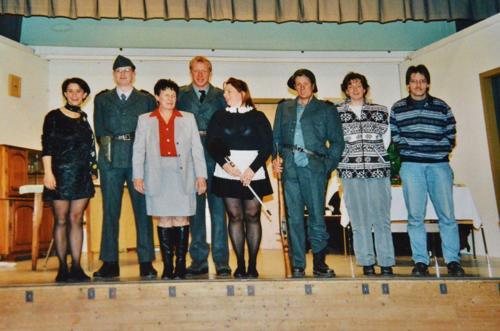 Ordonanz Hueber 2001/02